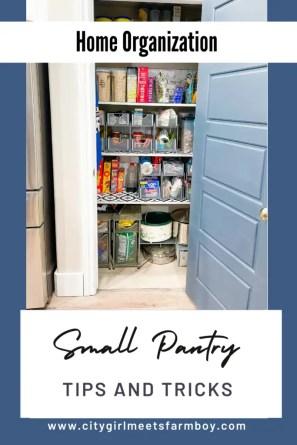 Small Pantry Pin