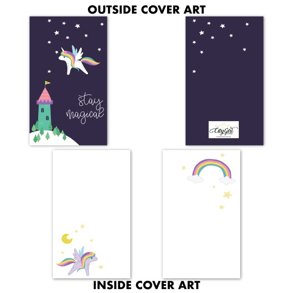 Stay Magical inside cover art