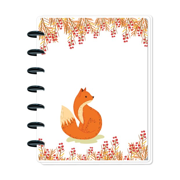 Fox in Fall Metro Planner