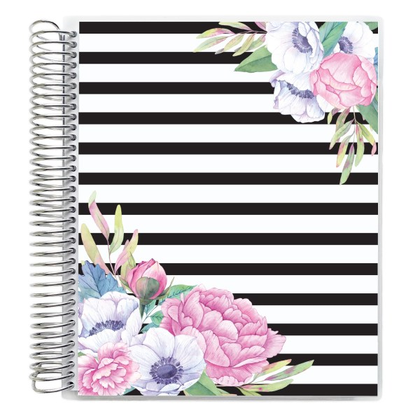 Striped Flower cover