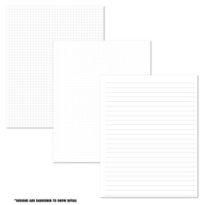 Add-On Notes Pages pack
