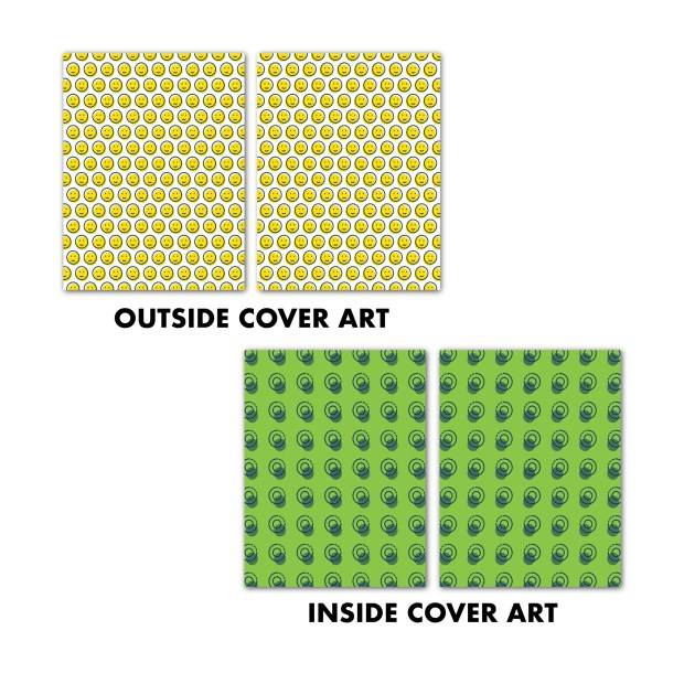 reversible interchangeable replacement cover