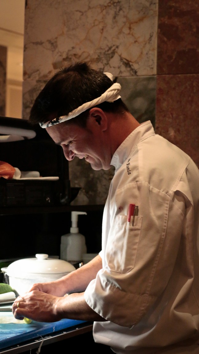 Live Sushi Experienceis a truly un-missable journey for any sushi enthusiast