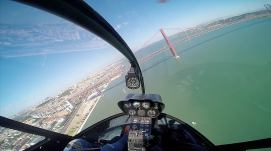 A helicopter sightseeing tour with Lisbon Helicopters is hard to beat