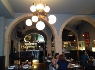 Impressions from Lisbon's only French bistrot