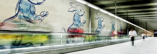 Cais do Sodré - Metro Station