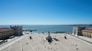 The rooftop at Four Seasons Hotel Ritz Lisbon is one of the best vantage points in Lisbon