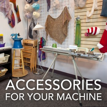 Knitting Machine Accessories