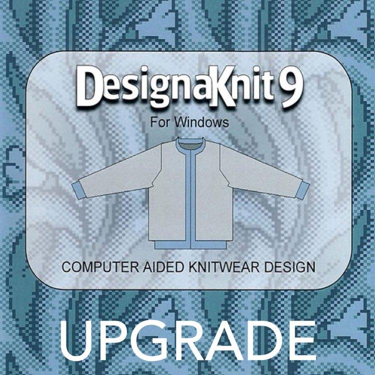 DesignaKnit 9 design software for Windows