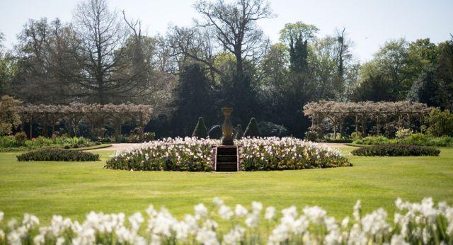 The Victorian Pleasure Gardens