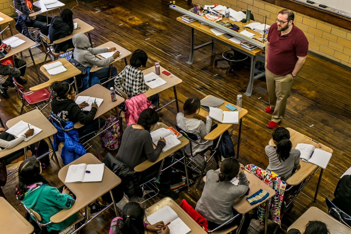 The Problem with NYC High-School Admissions? It's not Just