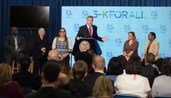 More than a Salary Dispute Divides the Mayor and his UPK Providers