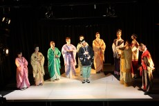 December 2014's finale. Act I of The Mikado