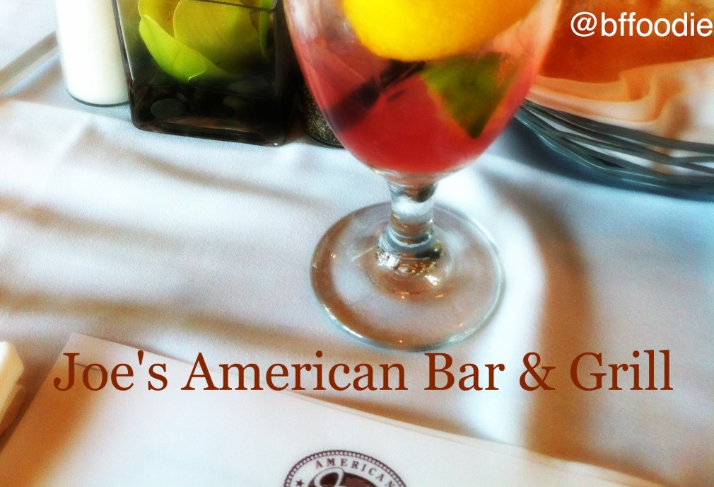 Joe's American Bar and Grill