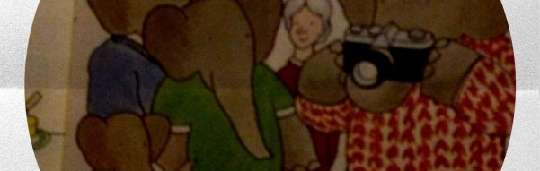 Books for Food Lovers:  Babar Learns to Cook
