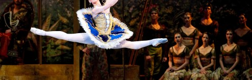 Revenge, Opium, Love & Loss at the Ballet