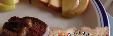 Foie de Poulet: Chicken Liver with Apple Brandy Dijon Sauce (Recipe)