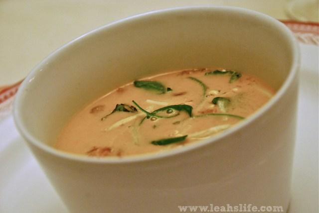 up close soup