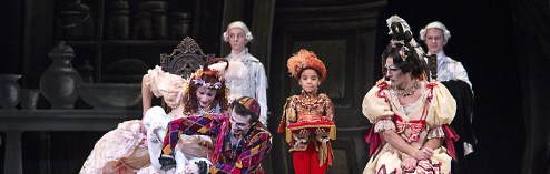 Men in Drag, Flying Citrus, and a Smattering of Bling: Boston Ballet's Cinderella