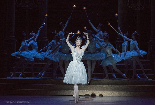 Photo by Gene Schiavone courtesy of Boston Ballet.