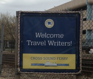 welcome cross sound ferry