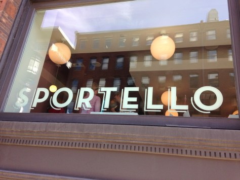 Fort Point's Sportello is family-friendly. It is a perfect spot for the whole family to have a delectable lunch after a visit to the ICA or the Children's Museum.