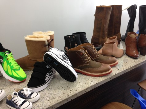 A selection of shoes from Shoebuy.com.