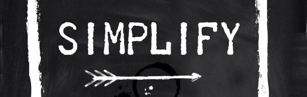 New Year: Resolution, Revolutions, Evolution, Simple Solution