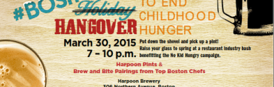 Take Two: Massachusetts Restaurant Association & Local Chefs Support No Kid Hungry