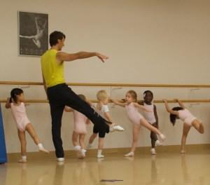 boston ballet stories