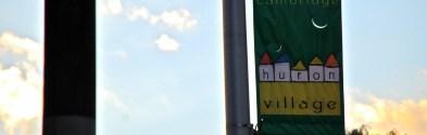 Here on Huron: Cambridge's Sweet Spot