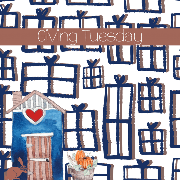 Giving Tuesday: A Dozen Ways to Give