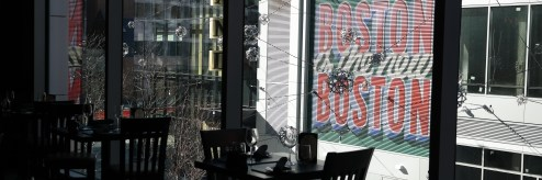 New Seaport Restaurant: 75 on Courthouse Square