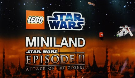 Star Wars Lego Miniland Invasion hits Boston