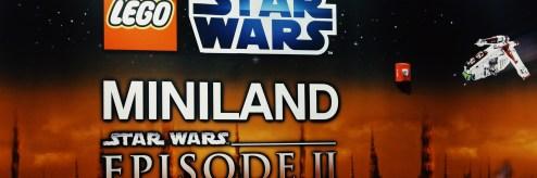 Star Wars Lego Miniland Invasion hits Boston