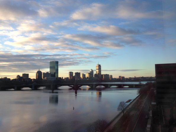 Charles River View Royal Sonesta Boston