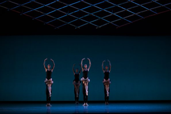 Boston Ballet in Jorma Elo's Bach Cello Suites; photo by Rosalie O'Connor; courtesy of Boston Ballet