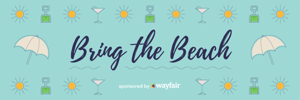 Bring the Beach - Wayfair Cocktail and Smoothie Recipe