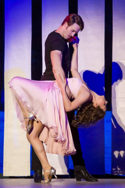 Dirty Dancing Down Memory Lane