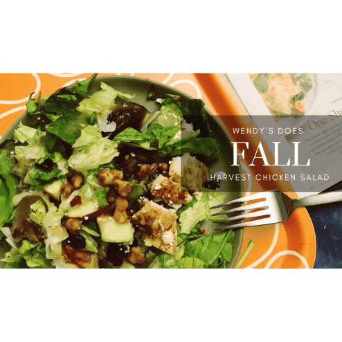 Harvest Chicken Salad: Lunch on the Go (Sponsored)