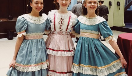 Clara's Nutcracker: José Mateo's Ballet Theatre