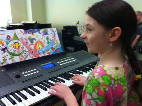 Music Education: Yamaha Music School of Boston