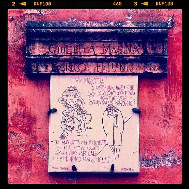 Via Margutta, Rome (4/5)