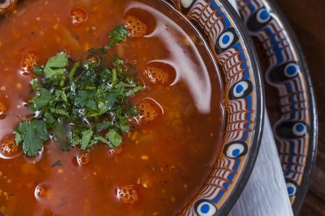 Med tradicionalne balkanske jedi sodi tudi golaž.