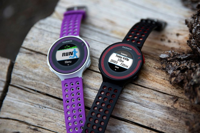 Garmin predstavlja Forerunner 620 in Forerunner 220 GPS tekaški uri.
