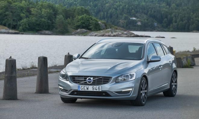 Novi Volvo V60 – vsestranski, dinamičen in eleganten