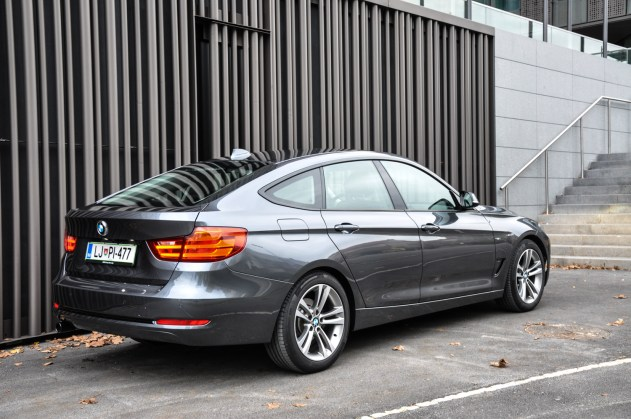 BMW 3GT - Gran Turismo