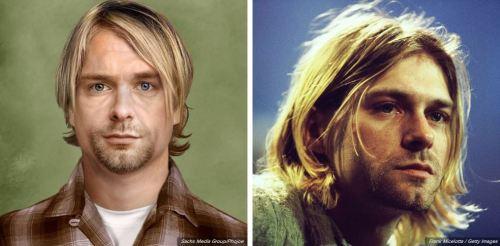 Kurt Cobain - umrl leta 1994 pri 27-letih.