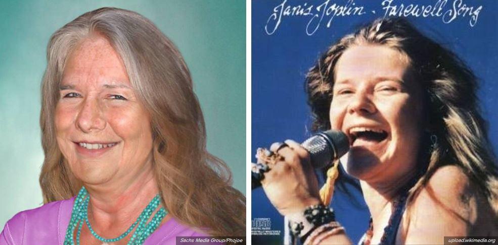 Janis Joplin - umrla leta 1970 pri 27-letih.