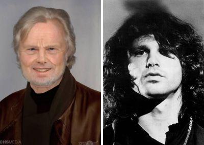 Jim Morrison - umrl leta 1971 pri 27-letih.